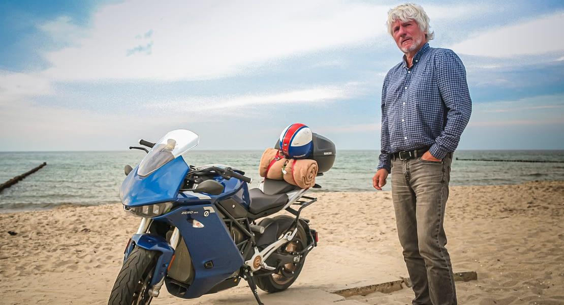 Zen oder die Kunst, auf's Motorrad zu warten